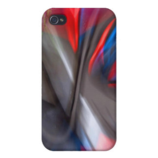 Abstract Graffiti iPhone 4/4S Case