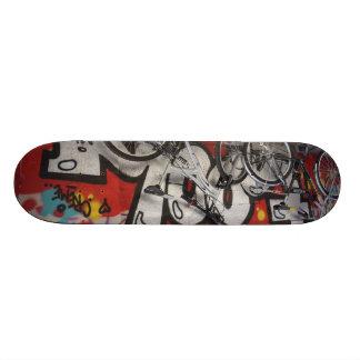 Abstract Graffiti - Skateboard