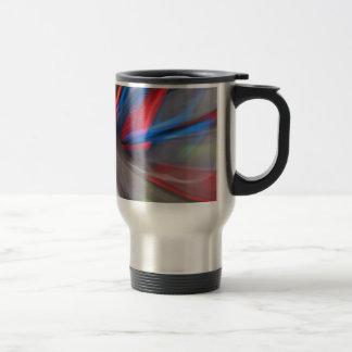 Abstract Graffiti Travel Travel Mug