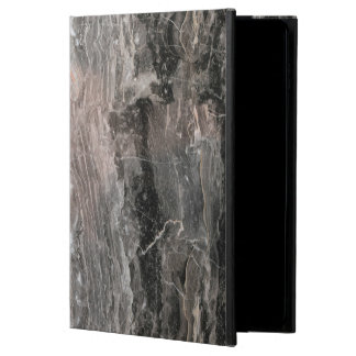 Abstract Gray Tones Rough Marble Stone Powis iPad Air 2 Case