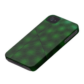 Abstract Green Background Case-Mate iPhone 4 Case