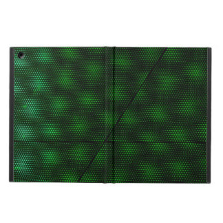 Abstract Green Background iPad Air Cover
