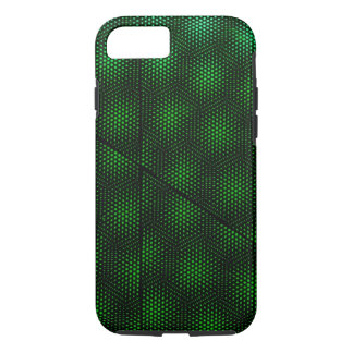 Abstract Green Background iPhone 7 Case