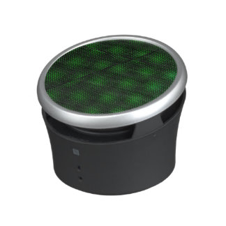 Abstract Green Background Speaker