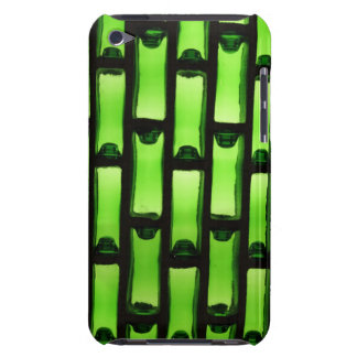 Abstract Green Bottle Pattern iPod Touch Cover