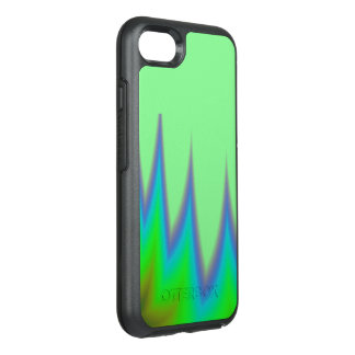 Abstract Green Grass OtterBox Symmetry iPhone 8/7 Case