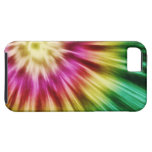 Abstract Green Tie Dye Case For The iPhone 5