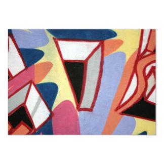 Abstract - grey card