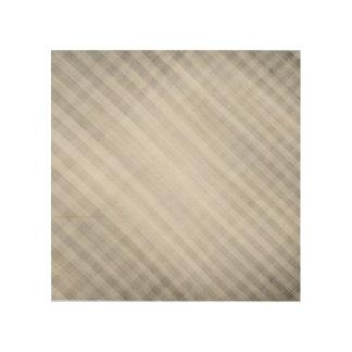 abstract grid pattern wood wall art