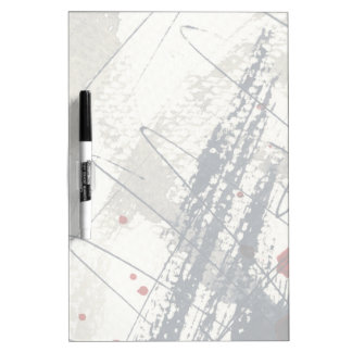 Abstract grunge background, ink texture. 2 dry erase board
