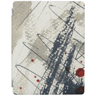 Abstract grunge background, ink texture. 2 iPad cover