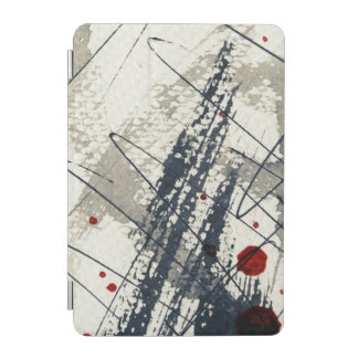 Abstract grunge background, ink texture. 2 iPad mini cover