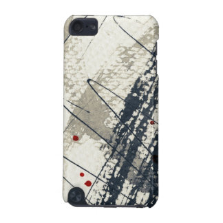 Abstract grunge background, ink texture. 2 iPod touch (5th generation) cases
