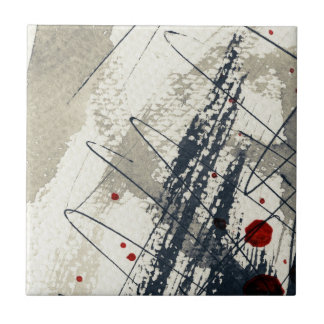 Abstract grunge background, ink texture. 2 small square tile