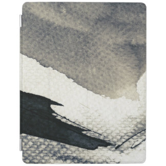 Abstract grunge background, ink texture. 4 iPad cover