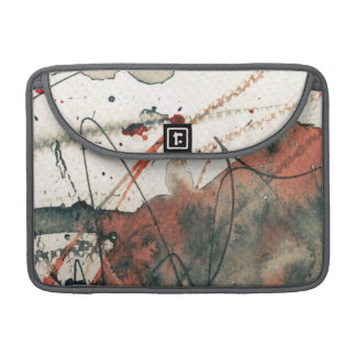 Abstract grunge background, ink texture. 5 sleeve for MacBooks