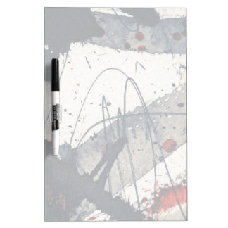 Abstract grunge background, ink texture. dry erase board