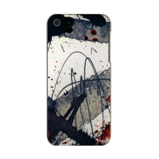 Abstract grunge background, ink texture. incipio feather® shine iPhone 5 case