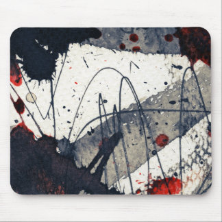Abstract grunge background, ink texture. mouse mat