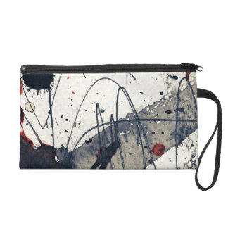 Abstract grunge background, ink texture. wristlet