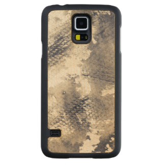 Abstract grunge background. Watercolor, ink Carved Maple Galaxy S5 Case