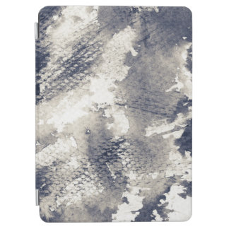 Abstract grunge background. Watercolor, ink iPad Air Cover