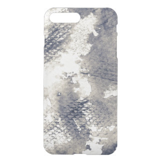 Abstract grunge background. Watercolor, ink iPhone 8 Plus/7 Plus Case