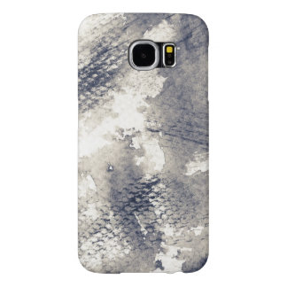 Abstract grunge background. Watercolor, ink Samsung Galaxy S6 Cases