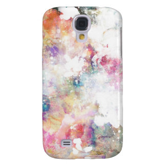 Abstract grunge texture with watercolor paint 2 galaxy s4 case
