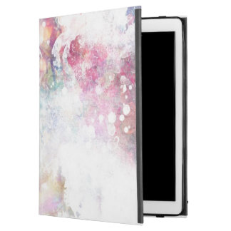 """Abstract grunge texture with watercolor paint 2 iPad pro 12.9"""" case"""