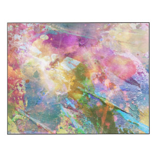 Abstract grunge texture with watercolor paint 3