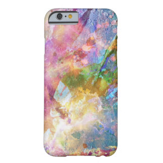 Abstract grunge texture with watercolor paint 3 barely there iPhone 6 case