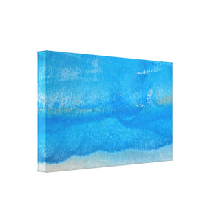 abstract grungy paint texture canvas print