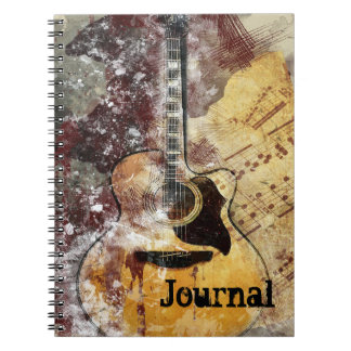 Abstract Guitar Design Journal