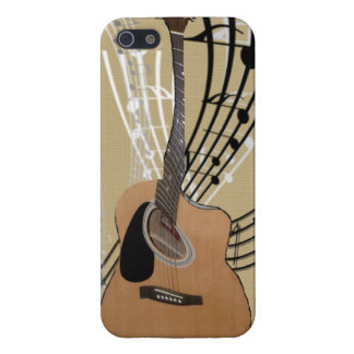 Abstract Guitar iPhone Case iPhone 5 Case