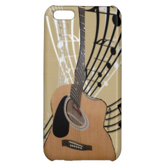 Abstract Guitar iPhone Case iPhone 5C Case