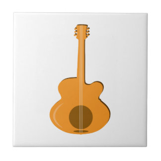 Abstract Guitar Ceramic Tiles