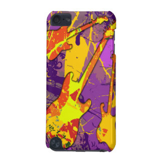 Abstract Guitars iPod Touch 5G Case