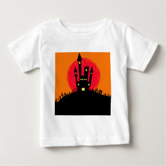 Abstract Halloween. Baby T-Shirt