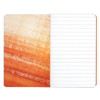Abstract hand painted background journals