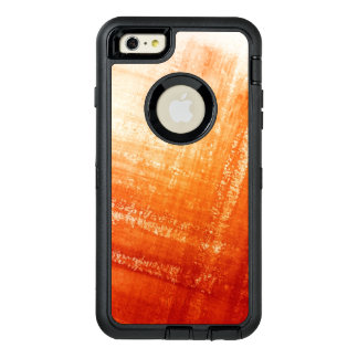 Abstract hand painted background OtterBox defender iPhone case