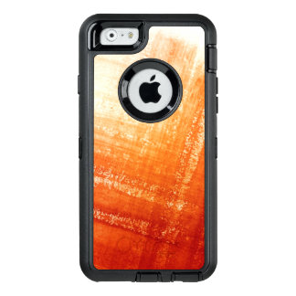 Abstract hand painted background OtterBox iPhone 6/6s case