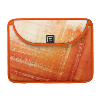 Abstract hand painted background sleeves for MacBook pro