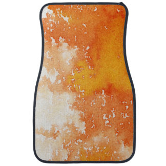 Abstract hand painted watercolor background. 2 2 floor mat
