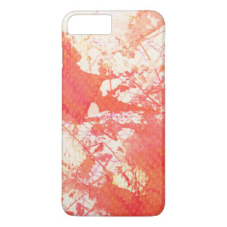 Abstract hand painted watercolor background. 2 2 iPhone 8 plus/7 plus case