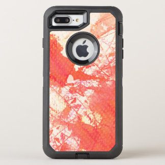 Abstract hand painted watercolor background. 2 3 OtterBox defender iPhone 8 plus/7 plus case