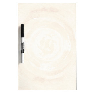 Abstract hand painted watercolor background. dry erase board