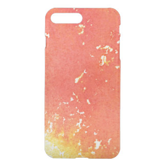 Abstract hand painted watercolor background. iPhone 8 plus/7 plus case