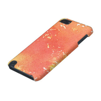 Abstract hand painted watercolor background. iPod touch (5th generation) cover