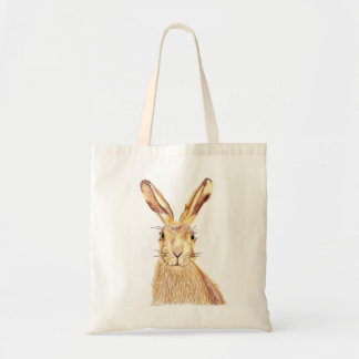 Abstract Hare Tote bag